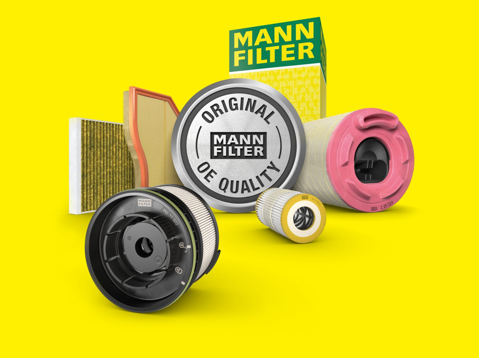 Mann And Hummel Filters Singapore Dealer